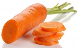 морковь вареная