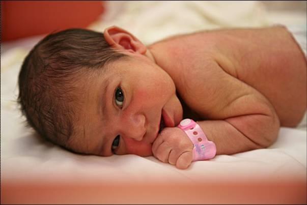 фото маленьких детей новорожденных
